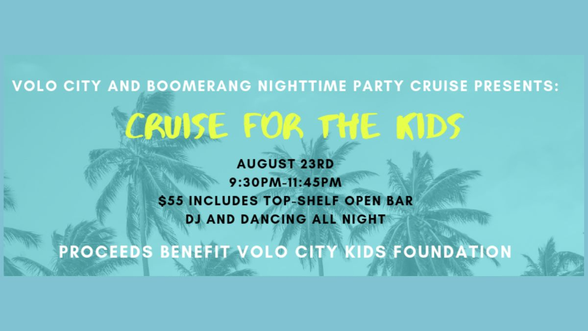 Cruise for the Kids - Volo City DC - Adult Social Sports creating Free  Youth leagues
